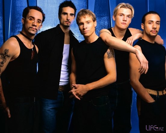 ���� ��������, ��������� ������ Backstreet Boys � NSYNC