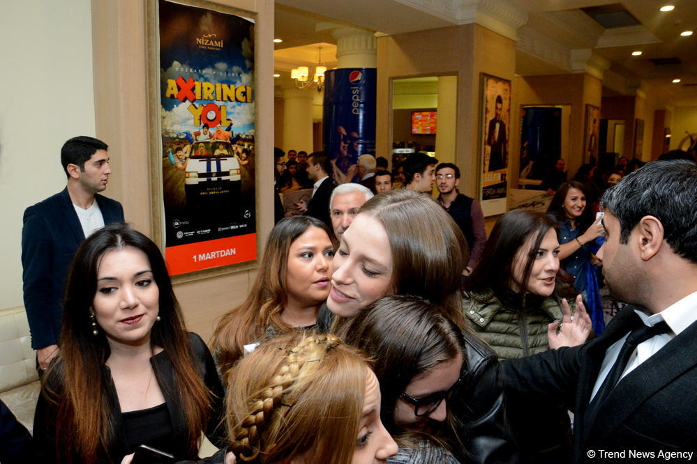 Актер Андрей Чернышов: «Самое главное в Баку – это его ...