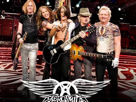 Aerosmith выступит с концертом в Грузии