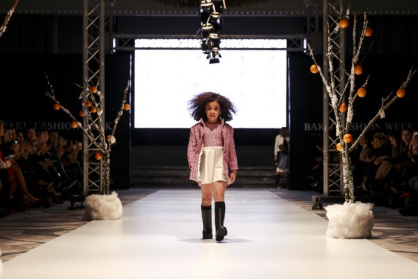 В Баку открылся очередной сезон Baku Fashion Week