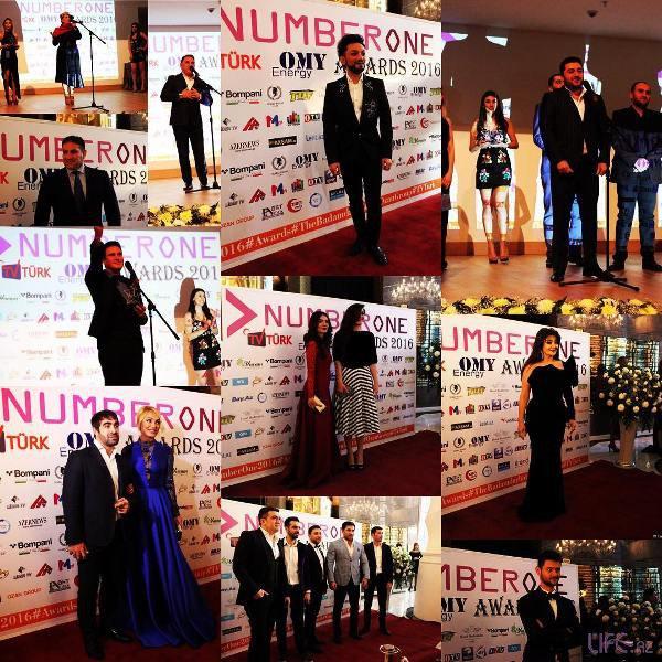 Состоялось торжественная церемония награждения международной премии Number One