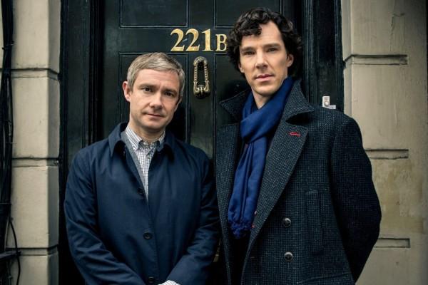 Шерлок Холмс в исполнении Бенедикта Камбербэтча стал самым популярным персонажем