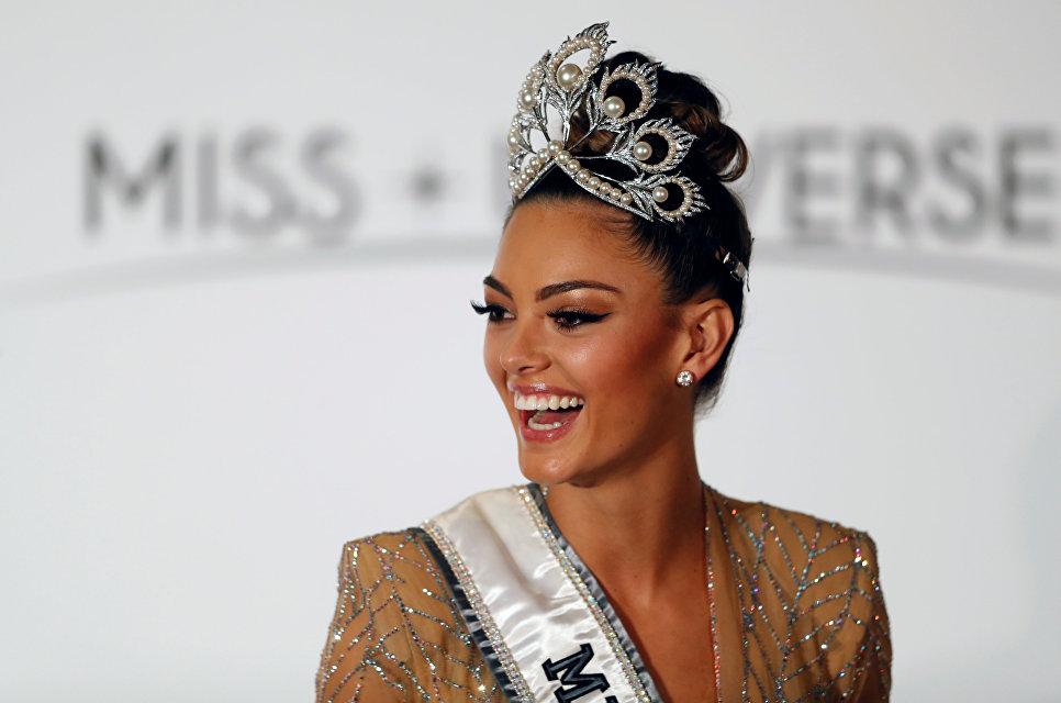 Титул «Мисс Вселенная 2017» получила представительница ЮАР