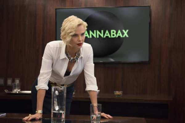 На экраны выше фильм «Опасный бизнес» с Шарлиз Терон