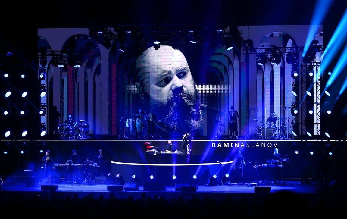 Невероятный концерт Макса Фадеева в Баку