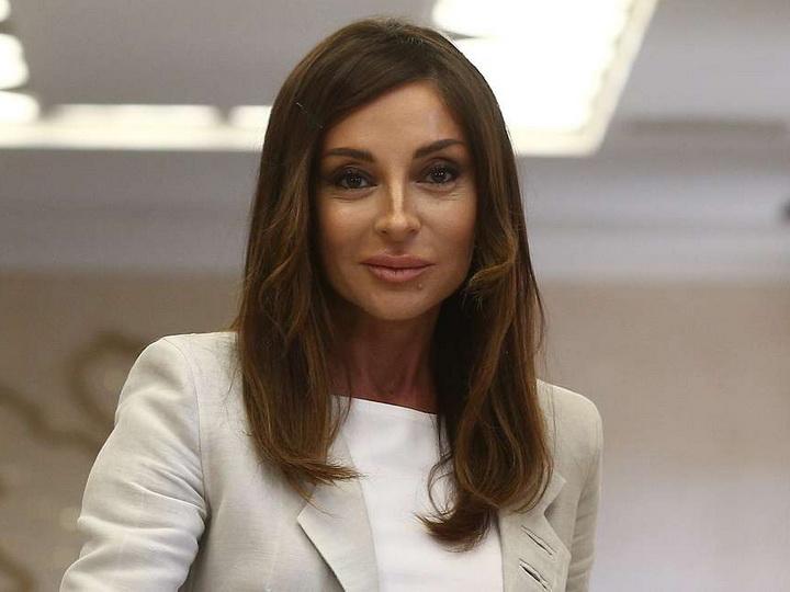 Агентство ТАСС представило обширную информацию об итогах визита Мехрибан Алиевой во Францию