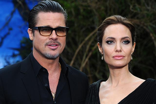 Анджелина Джоли и Брэд Питт договорились отдать детей в обычную школу
