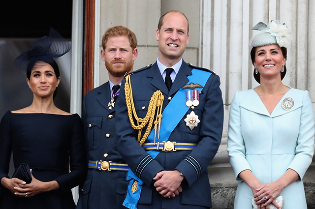Принц Гарри впервые с момента интервью Опре Уинфри поговорил с отцом и братом. Это был неудачный разговор